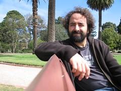 Jordi a St. Kilda Botanical Gardens
