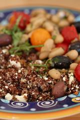 Provencal Quinoa Bowl