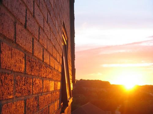 Tattenhoe Sunset