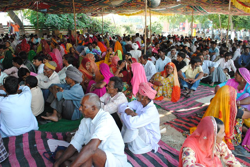 Pics from the satyagraha - 2 Oct 2010 - 52