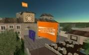 Second Life : Le village Modem néthiqueté