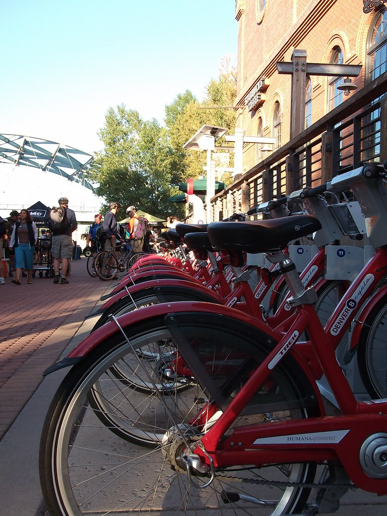 Bike To Work Day at REI - Denver, CO