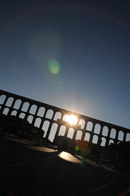 Acueducto solar