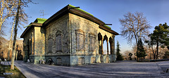 Reza Shah Sadabad Palace (کاخ-موزه سبز (قصر سن...