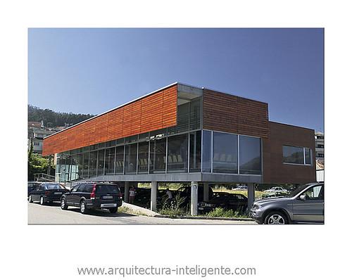 Centro salud Domaio-Irisarri+Piñera