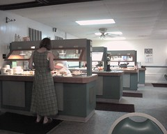 Buffet Bars at the Meadow Restaurant