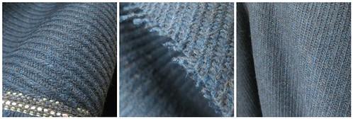 Navy Wool Coating