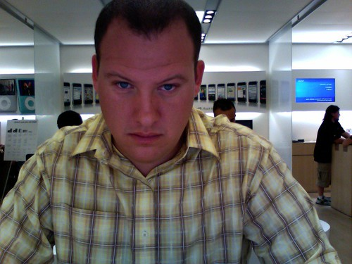 iMac Photo Booth