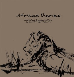 African Diaries Cover