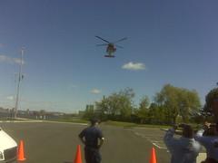 HH-60 Jayhawk Landing