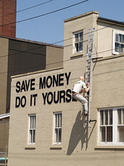 Save Money, Do It Yourself