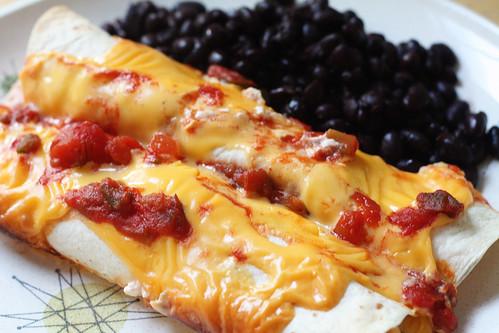 double cheese burritos