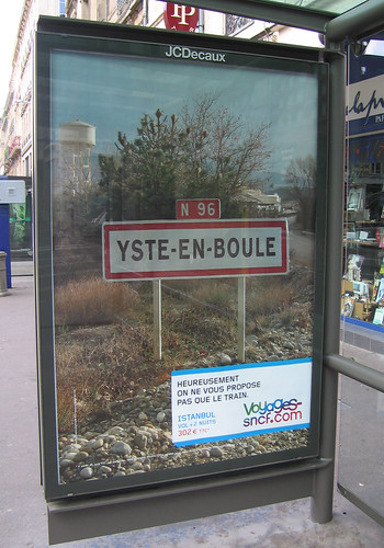 Yste-en-Boule, not Constantinople