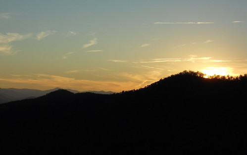 Haw Creek Valley sunset (3)
