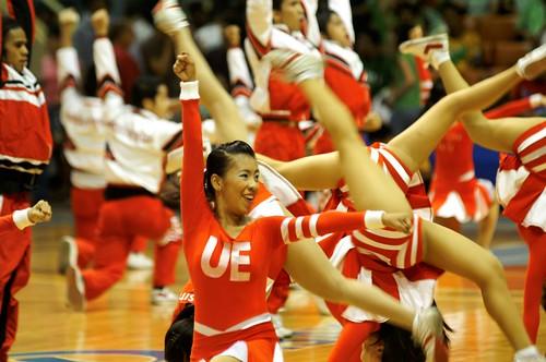 UE Cheerleaders