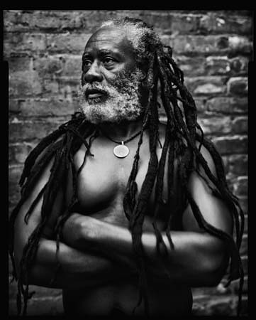 Burning Spear by Mark Seliger by RasMarley.