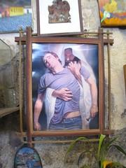 Guatemala: handsy Jesus