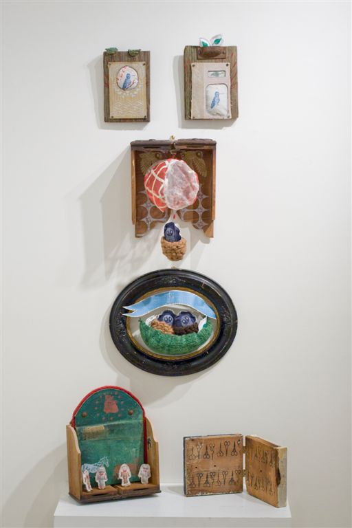 Nahcotta: Enormous Tiny Art Show II - Reception Tonight!