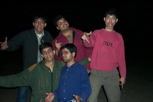 New Year 2002