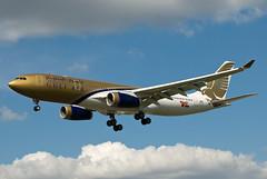 Gulf Air Airbus A40-KE A330-243