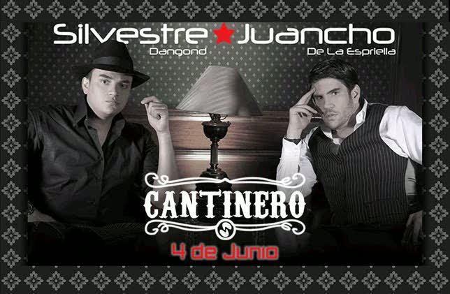 cantinero- SILVESTRE DANGOND Y JUANCHO DE LA ESPRIELLA