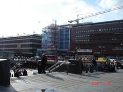 Stockholm, city center