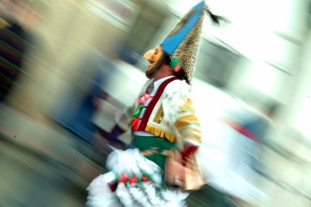 Cigarron ,Carnaval en Verín Galicia