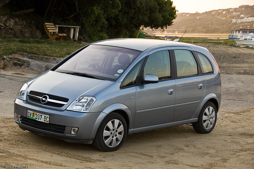 My Opel Meriva