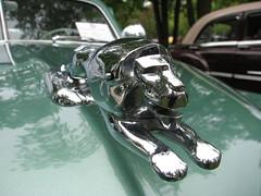 Ford Monarch 1949 - Ornement de capot - Hood o...