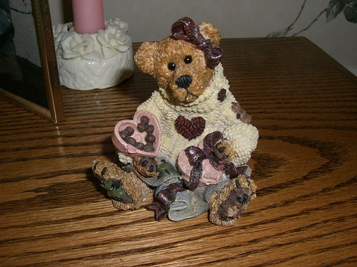 Boyd's Bear chocolate lover