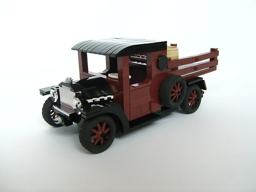 Lego Ford TT Truck