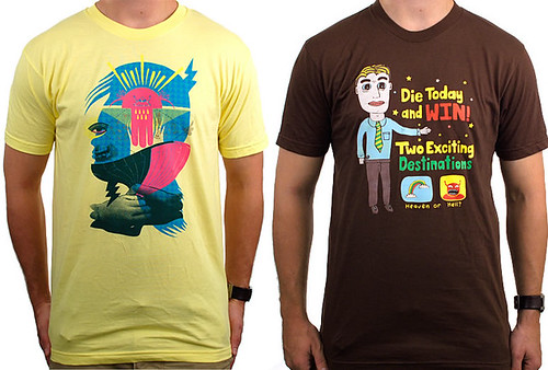 T-shirts by Torso Australia