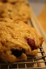 Bisquick cherry scones