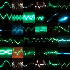 waveforms, precious little waveforms