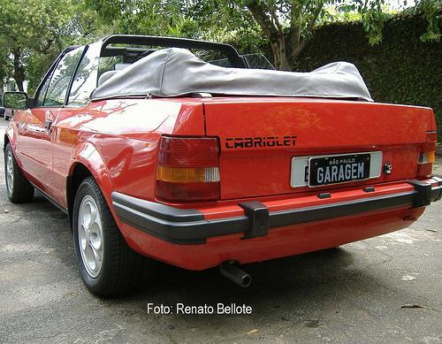 Escort XR3 1985