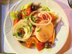 Cuke - Tom Salad - Athonos Square