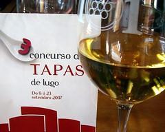 Concurso de tapas Lugo