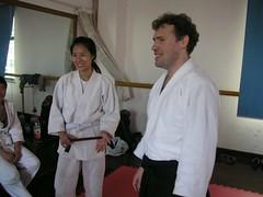 Aikido in Hangzhou