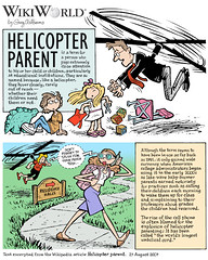 Week 36: Helicopter Parent