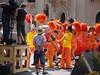 De Malevo para Naranja - En pleno Rodaje