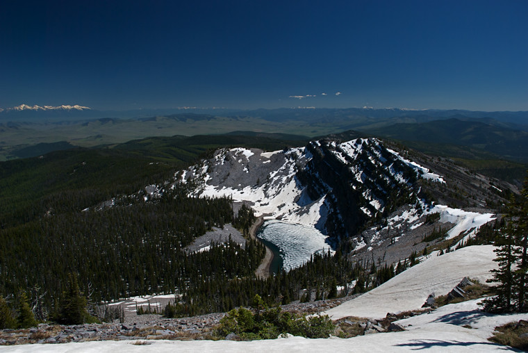 Baldy Lake