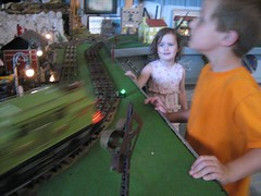 Toy Train Museum Harpers Ferry WV Joy Line miniature railroad