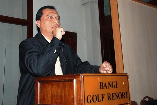 Hj. Mohd Bukhari Bachok (PPBBB), Pengarah Kempen Save Gaza