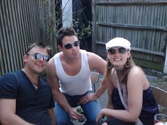Nick, Nathan and Jodie
