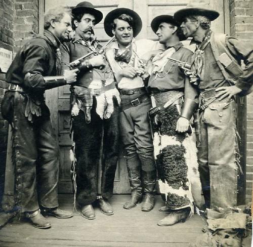 Cowboy Coworkers