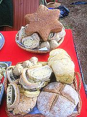 Lughnasadh Celtic Harvest Festival Breads