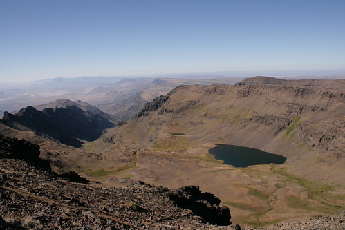 Wildhorse Lake, Steens Summit