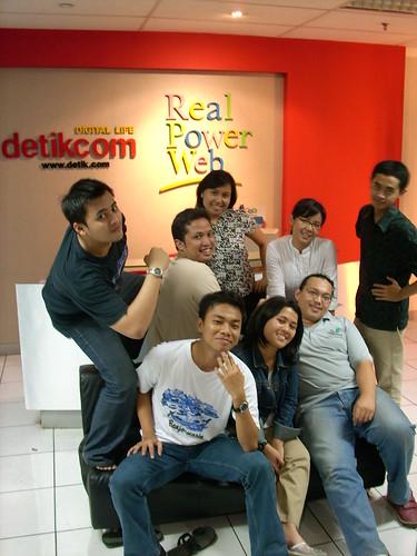 detikINET Crew