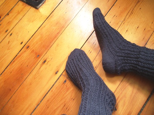 Hedgerow Socks by you.