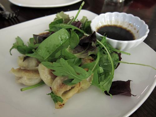 Grilled Choochwara Salad